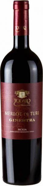 Todaro Merlot di Turi 2014