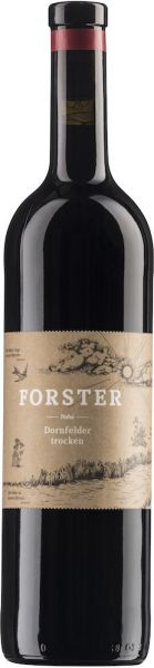 Forster Dornfelder trocken 2015