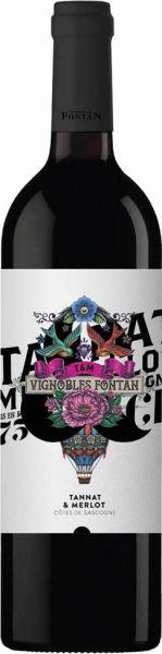 Vignobles Fontan T&M Tannat Merlot 2017
