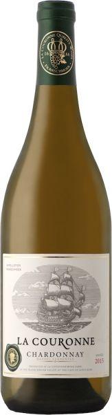 La Couronne Barrel Fermented Chardonnay 2015