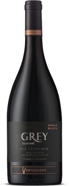 Ventisquero Grey Glacier Pinot Noir 2015