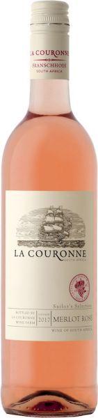La Couronne Merlot Rosé 2017